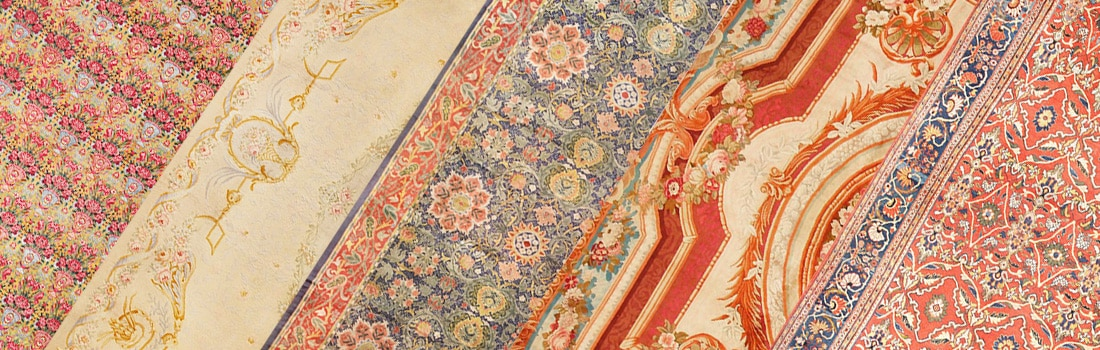 Victorian Era Interiors And Rugs