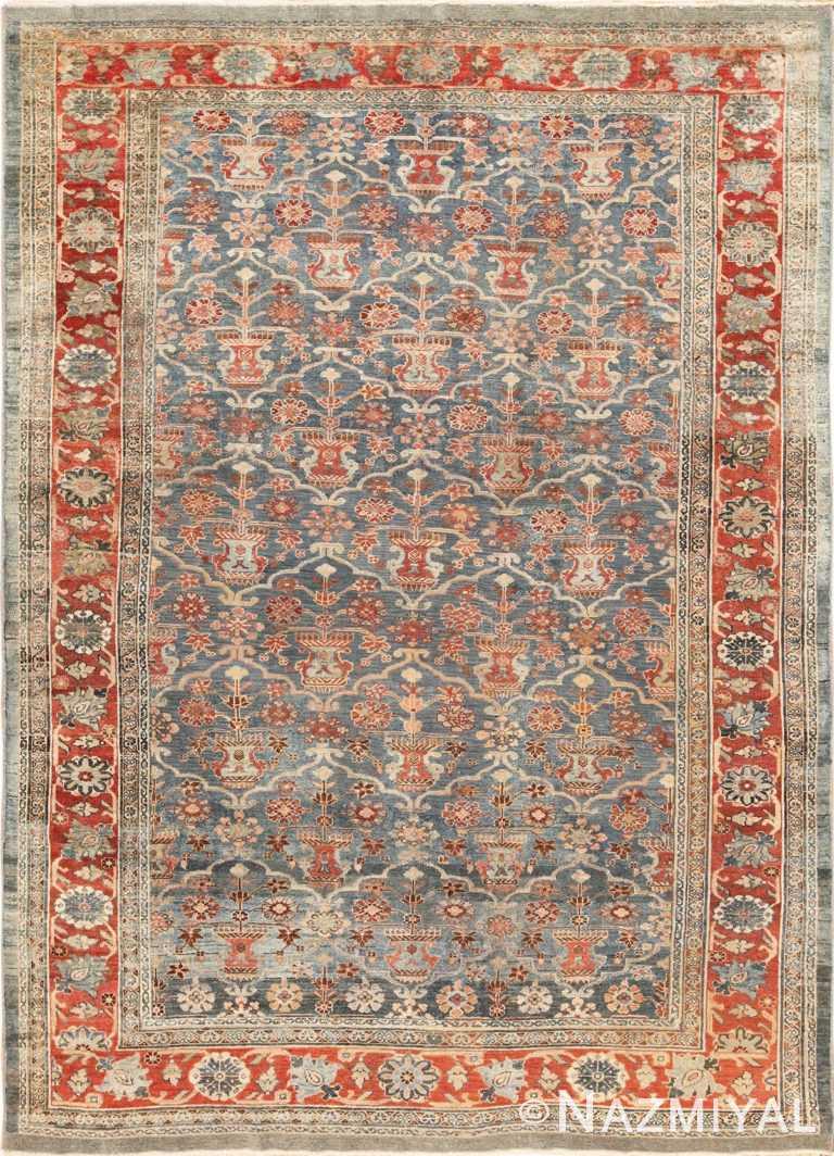 Full antique Persian Bibikabad rug 49515 by Nazmiyal