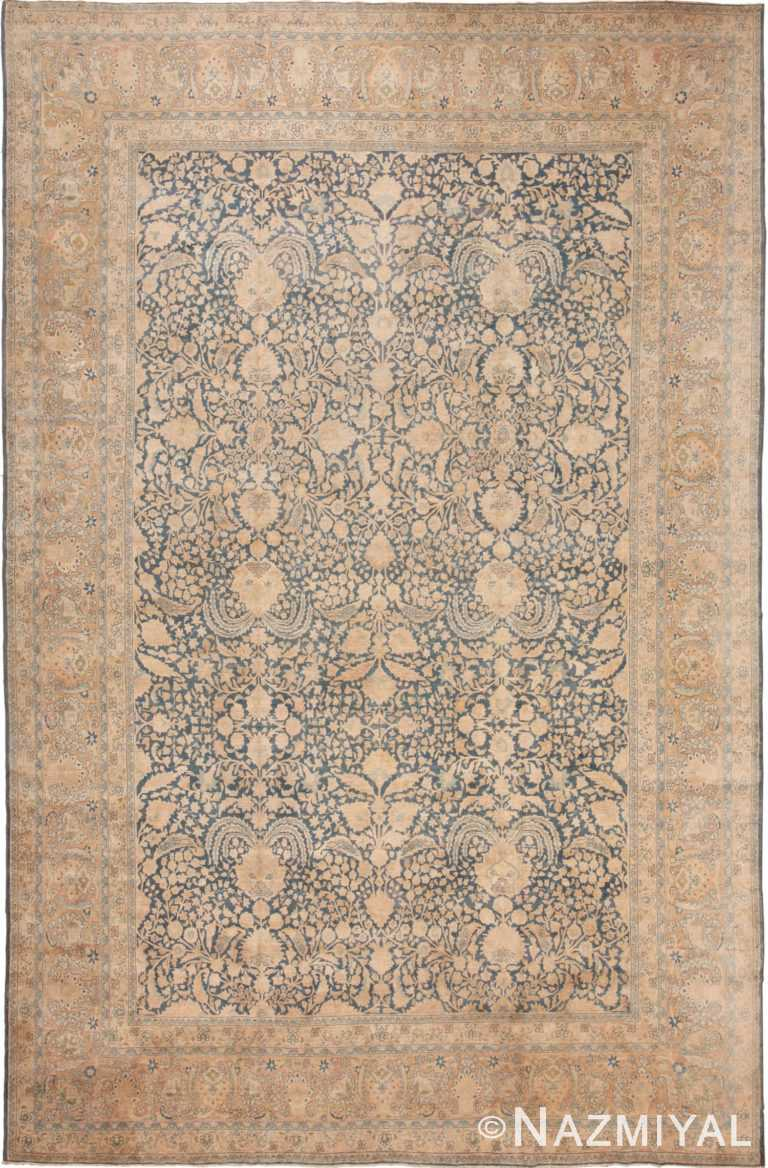 Full view Antique Persian Khorassan rug 49595 by Nazmiyal Antique Rugs