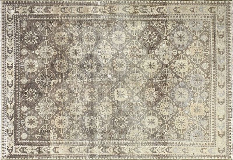 East Turkestan Khotan Carpet | Nazmiyal