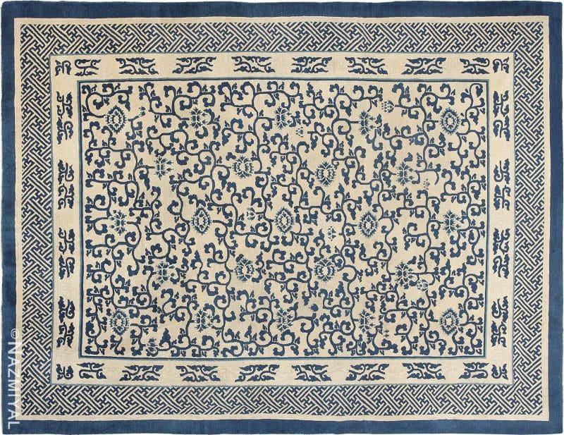 Cloud band rug design cloudband rugs nazmiyal antique rugs - Antique exchange home design baltimore md ...