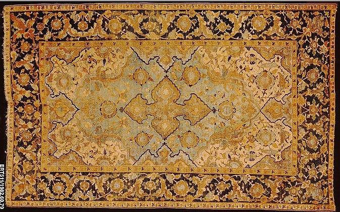 Met Museum | Antique Rugs Of The