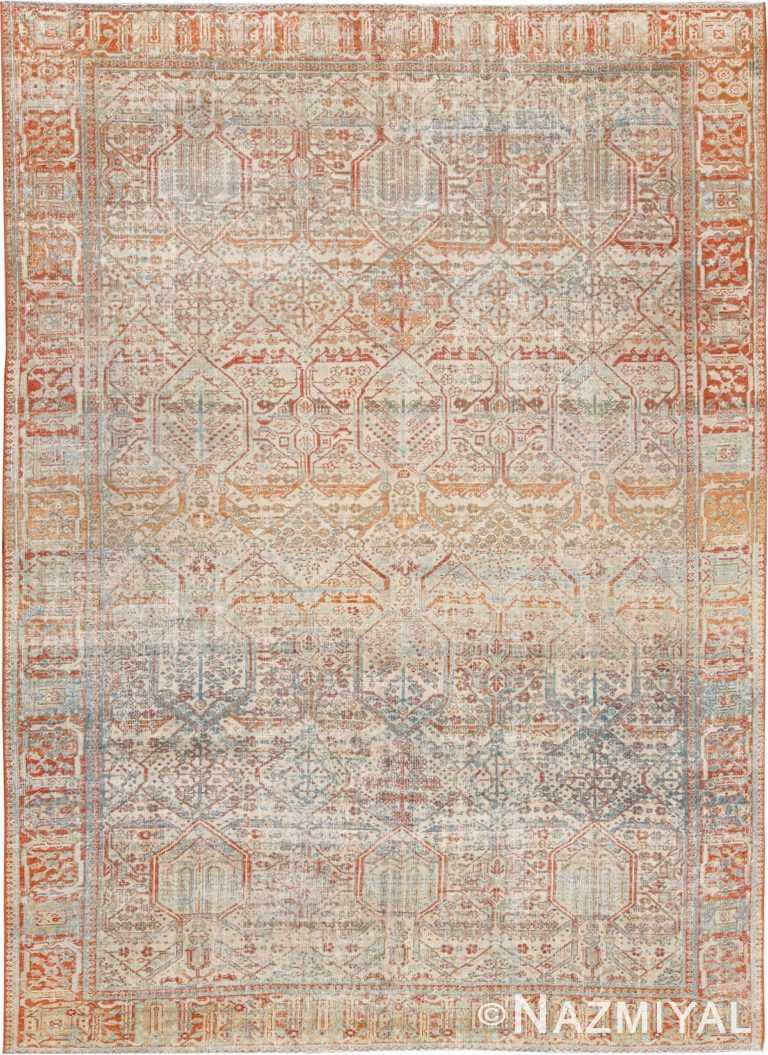 Vintage Persian Joshagan Rug #70280 Nazmiyal Antique Rugs