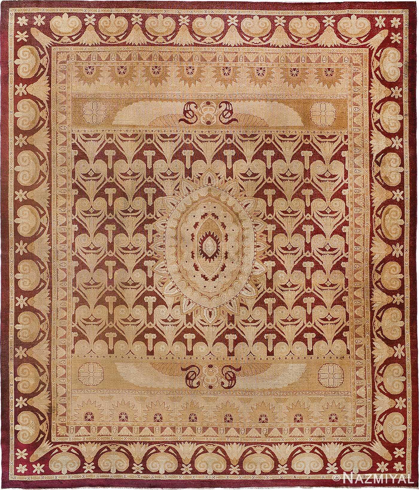 Amritsar Carpet 90028 Nazmiyal Antique Rugs
