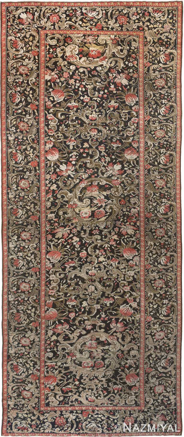 Antique Caucasian Karabagh Rug Nazmiyal