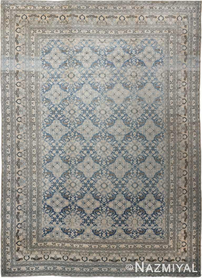 Antique Persian Khorassan Rug Nazmiyal