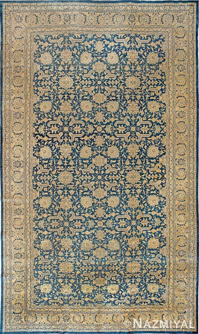 Antique Persian Tabriz Rug Nazmiyal