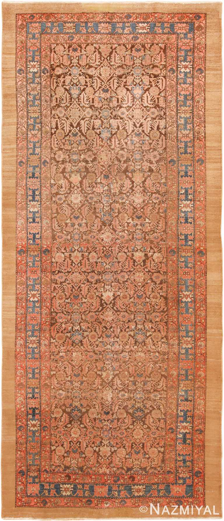 Antique Serab Persian Rug 70294 by Nazmiyal NYC