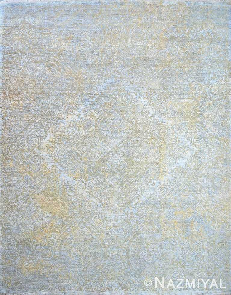 Abstract Contemporary Rug 21528847 by Nazmiyal NYC