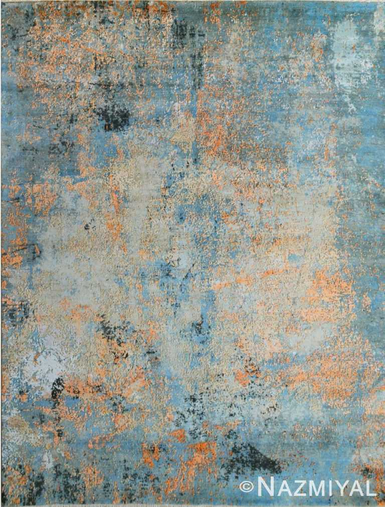 Abstract Contemporary Rug 24463280 by Nazmiyal NYC