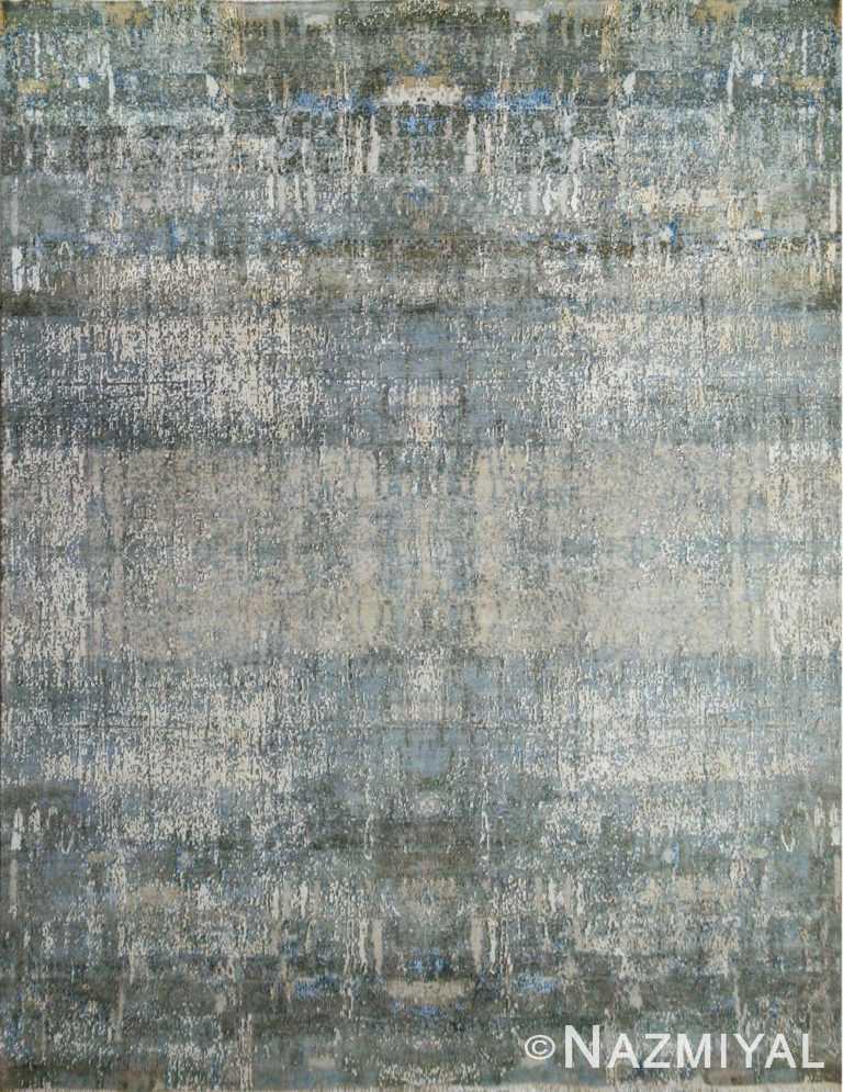 Abstract Contemporary Rug 25362749 by Nazmiyal NYC