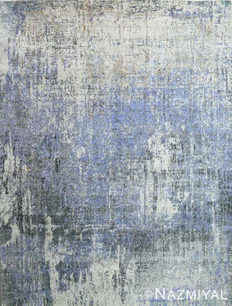 Abstract Contemporary Rug 26012977 by Nazmiyal NYC