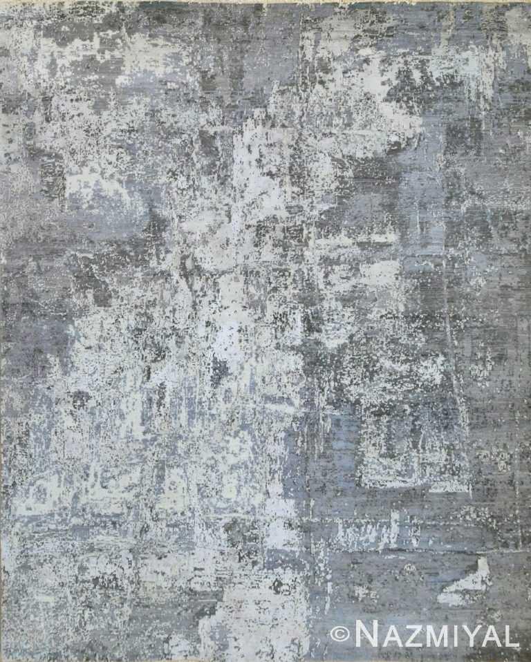 Abstract Contemporary Rug 26555808 by Nazmiyal NYC