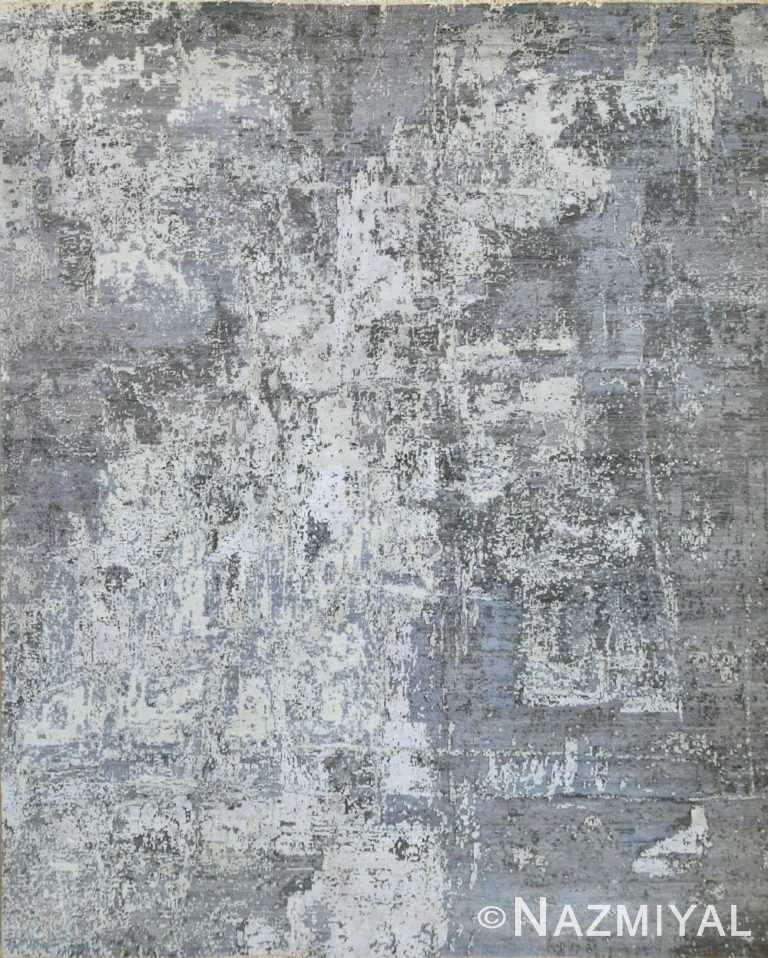 Abstract Contemporary Rug 26555809 by Nazmiyal NYC