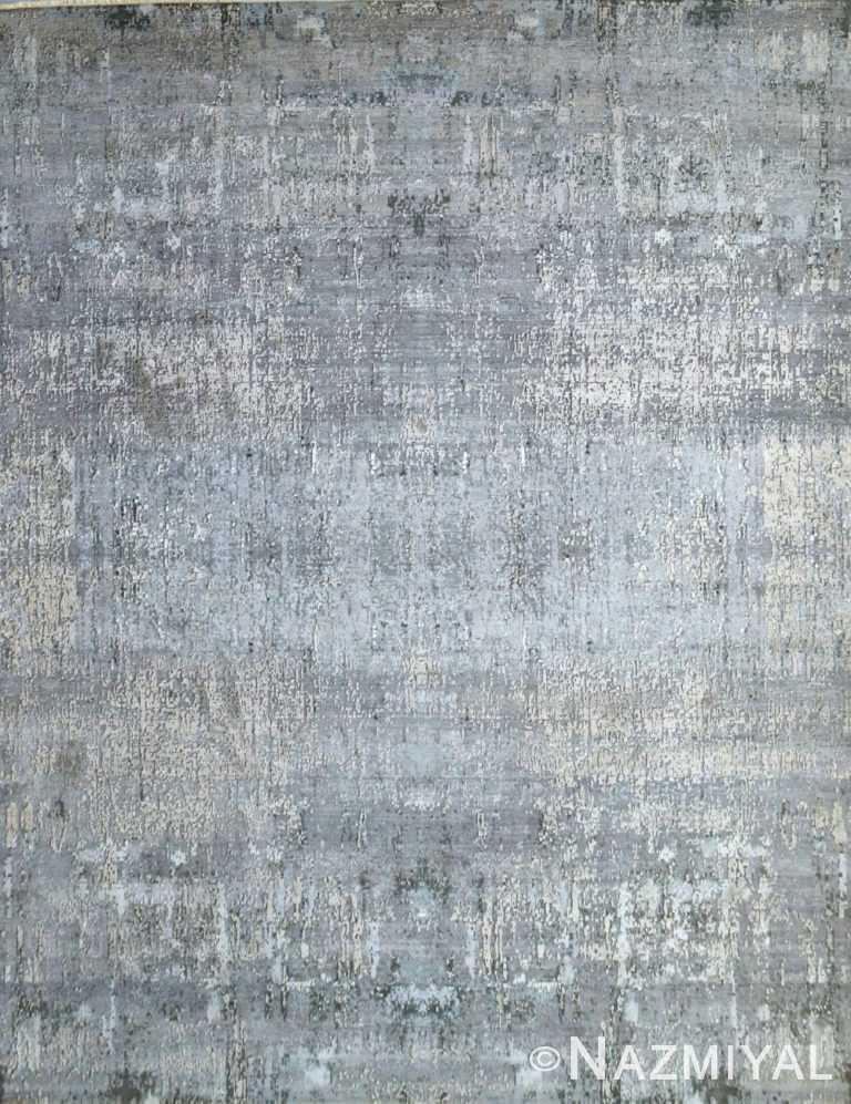 Abstract Contemporary Rug 26615850 by Nazmiyal NYC