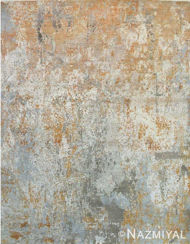 Abstract Contemporary Rug 26746843 by Nazmiyal NYC