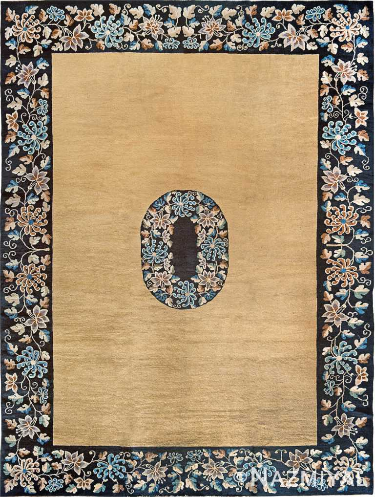 Antique Chinese Carpet Nazmiyal