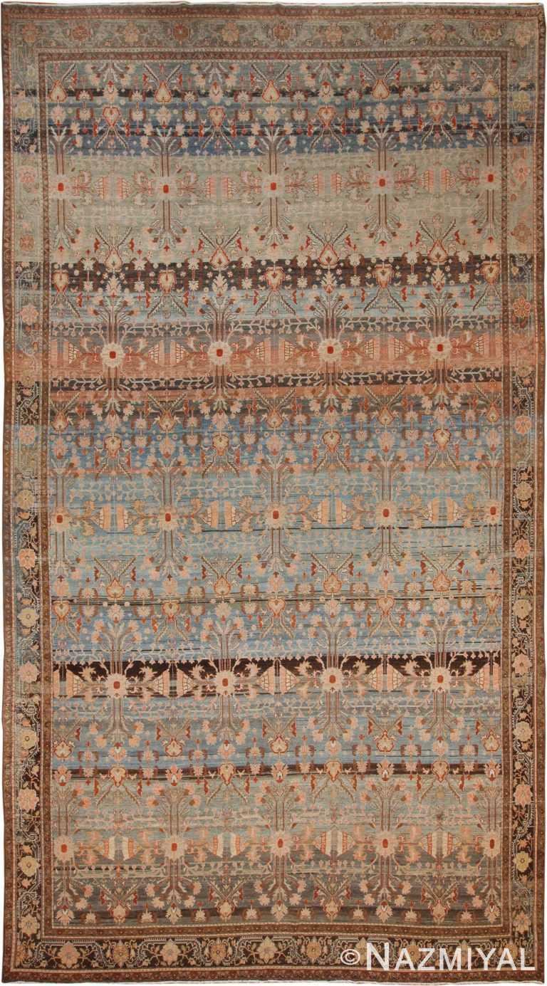 Antique Persian Malayer Rug 70277 by Nazmiyal NYC