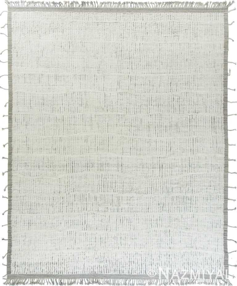 Modern Boho Chic Rug 142744643 by Nazmiyal NYC