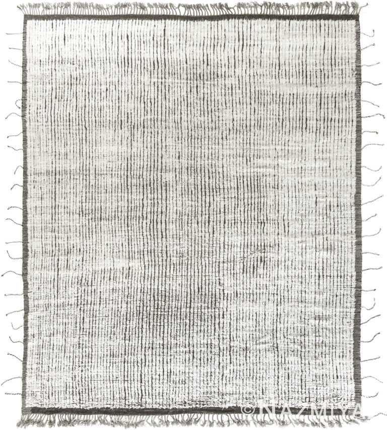 Large Textured Modern Contemporary Boho Chic Rug #142745257 by Nazmiyal Antique Rugs