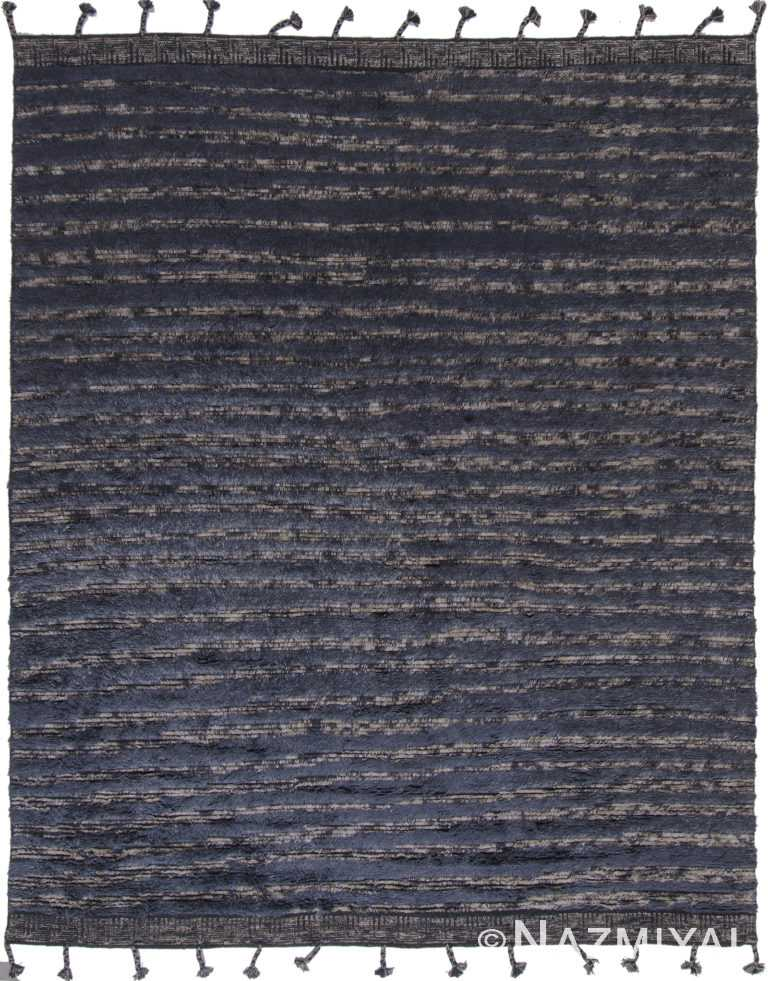 Modern Boho Chic Rug 142805637 by Nazmiyal NYC