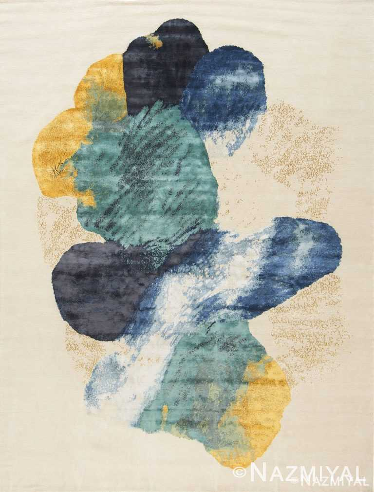 Modern Expressionist Collection Rug 152810167 by Nazmiyal NYC