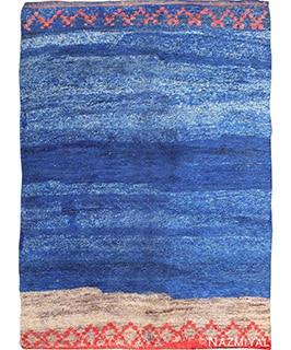 سجاد مغربي قديم - بواسطة Nazmiyal Antique rugs