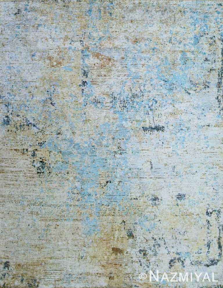 Abstract Contemporary Rug 21508873 by Nazmiyal NYC