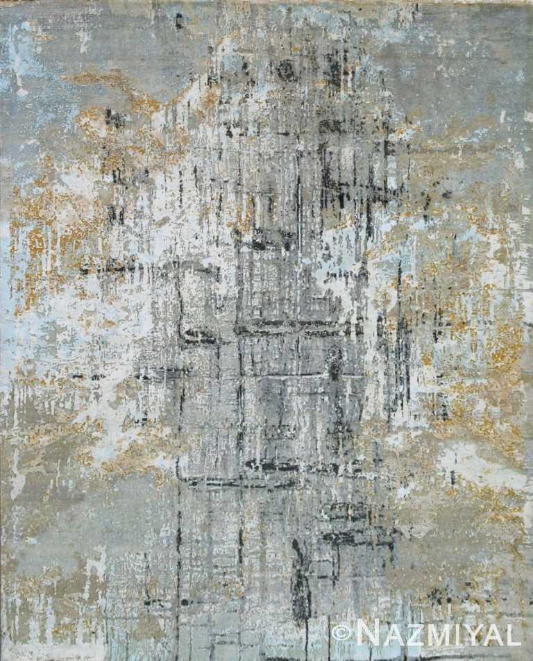 Abstract Contemporary Rug 23653752 by Nazmiyal NYC