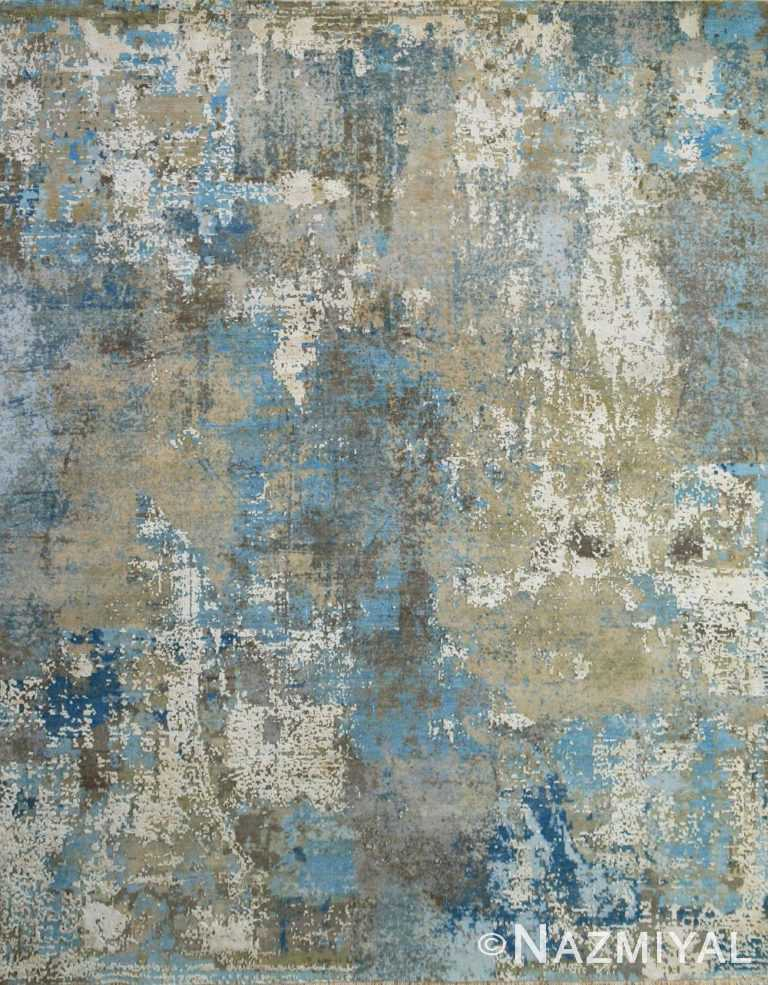 Abstract Contemporary Rug 23704712 by Nazmiyal NYC