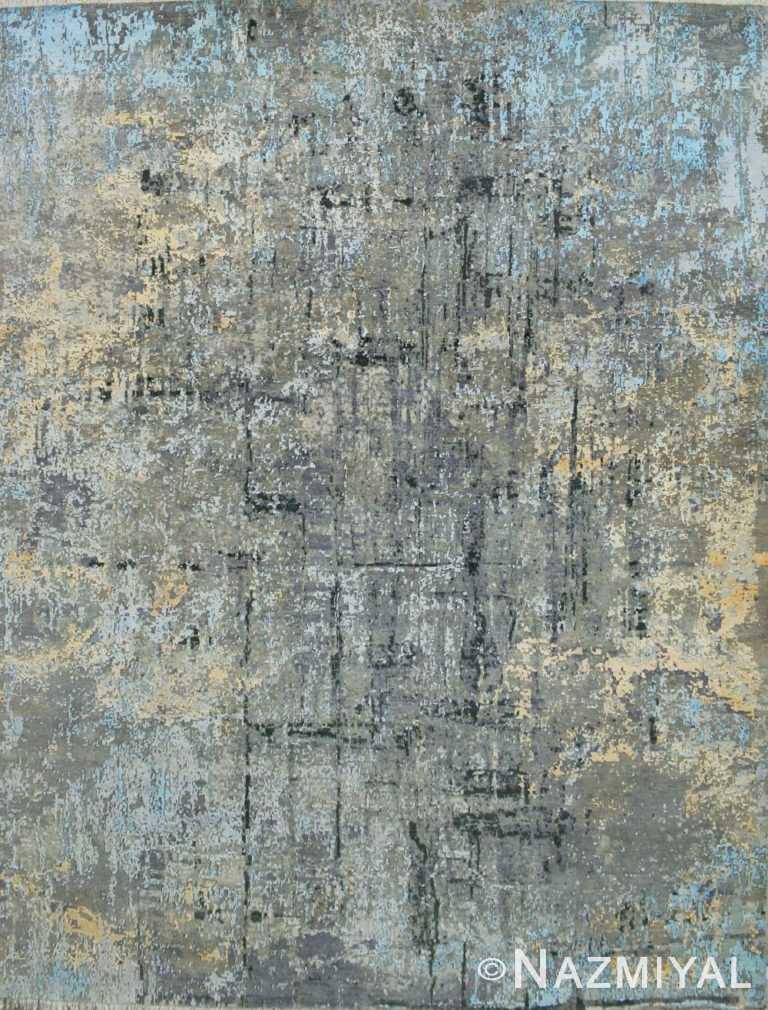 Abstract Contemporary Rug 24773216 by Nazmiyal NYC