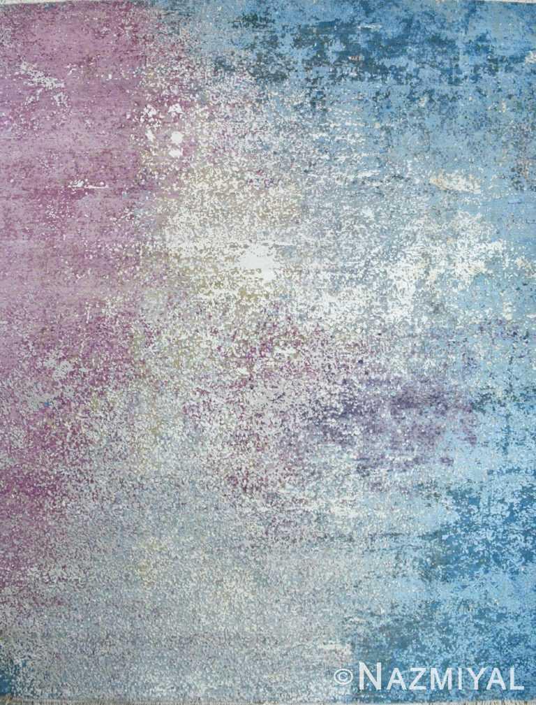 Abstract Contemporary Rug 26522914 by Nazmiyal NYC