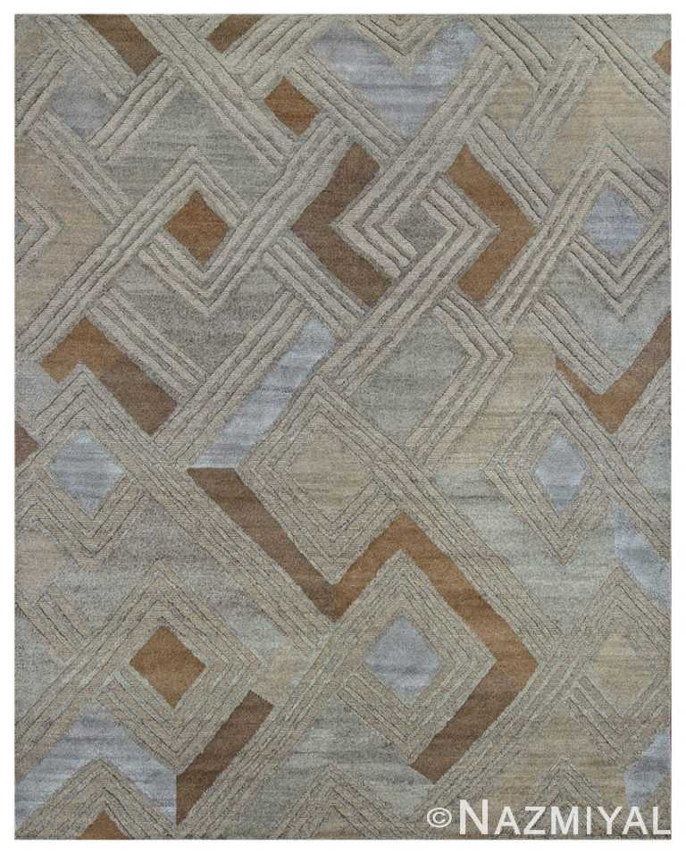 African Retro Rug 31278127 by Nazmiyal NYC