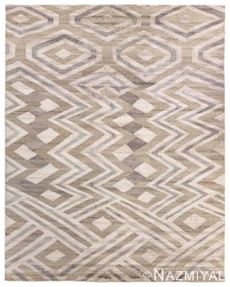 African Retro Rug 31381567 by Nazmiyal NYC