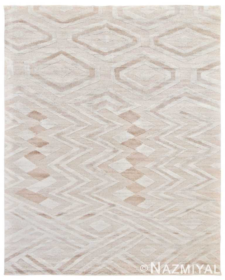African Retro Rug 31408371 by Nazmiyal NYC