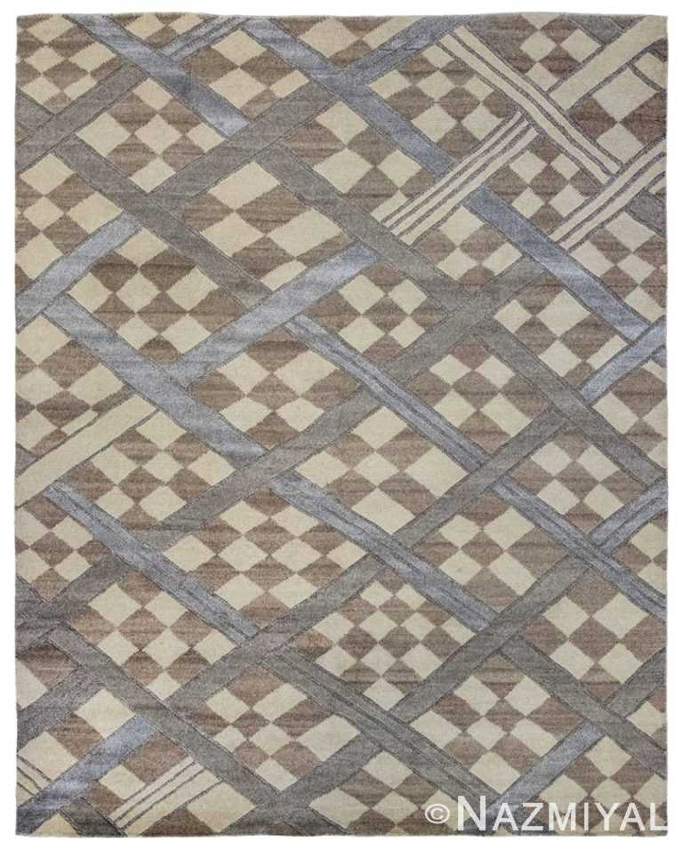 African Retro Rug 31455170 by Nazmiyal NYC