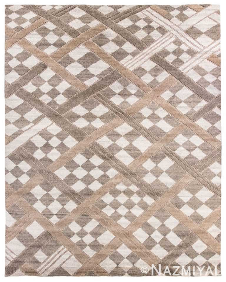 African Retro Rug 31467544 by Nazmiyal NYC
