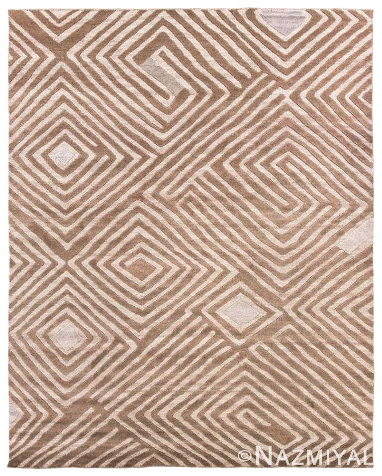 African Retro Rug 31610756 by Nazmiyal NYC