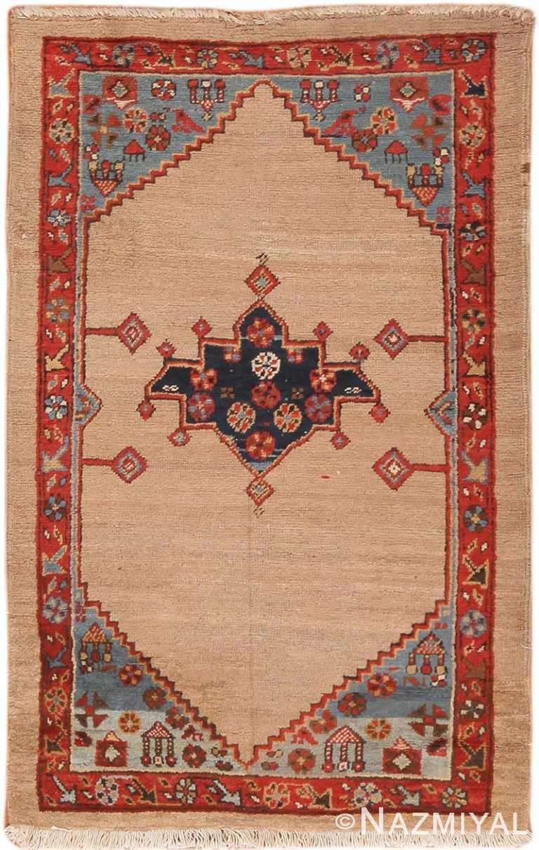 Antique Bakshaish Persian Rug 70347 by Nazmiyal NYC