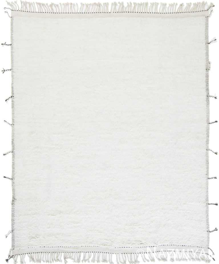 Modern Boho Chic Rug 142778391 by Nazmiyal NYC