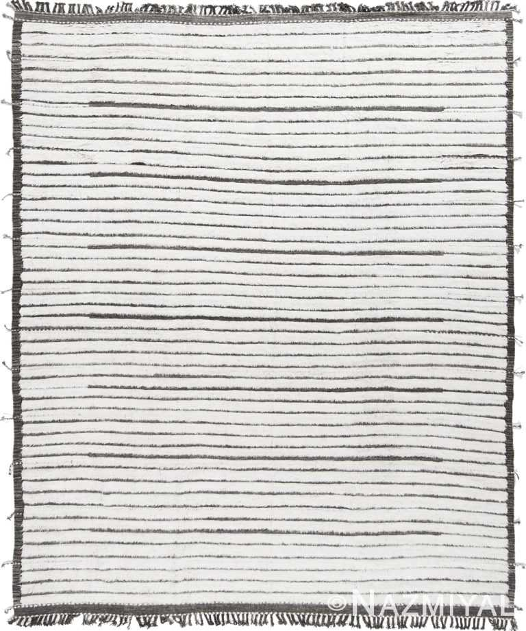 Modern Boho Chic Rug 142793310 by Nazmiyal NYC