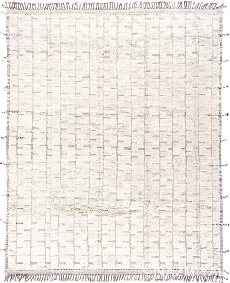 Modern Boho Chic Rug 142795834 by Nazmiyal NYC