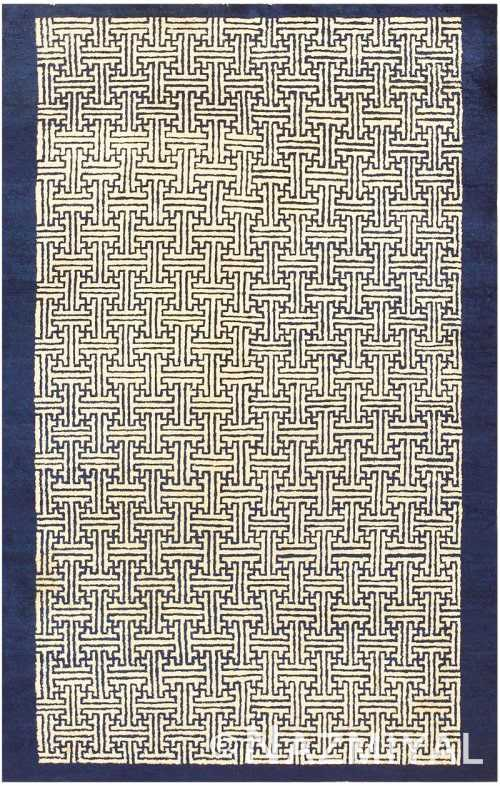 Antique Chinese Rugs 48181 by Nazmiyal NYC