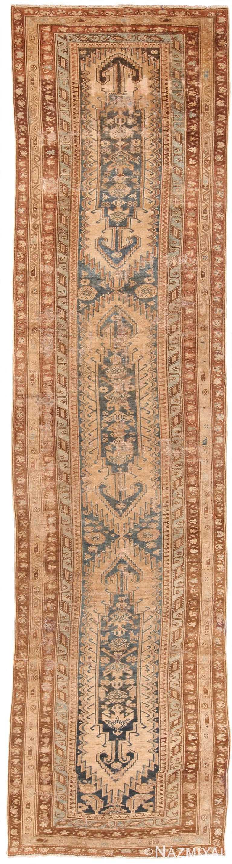 Antique Persian Malayer Runner Rug 50409 by Nazmiyal NYC