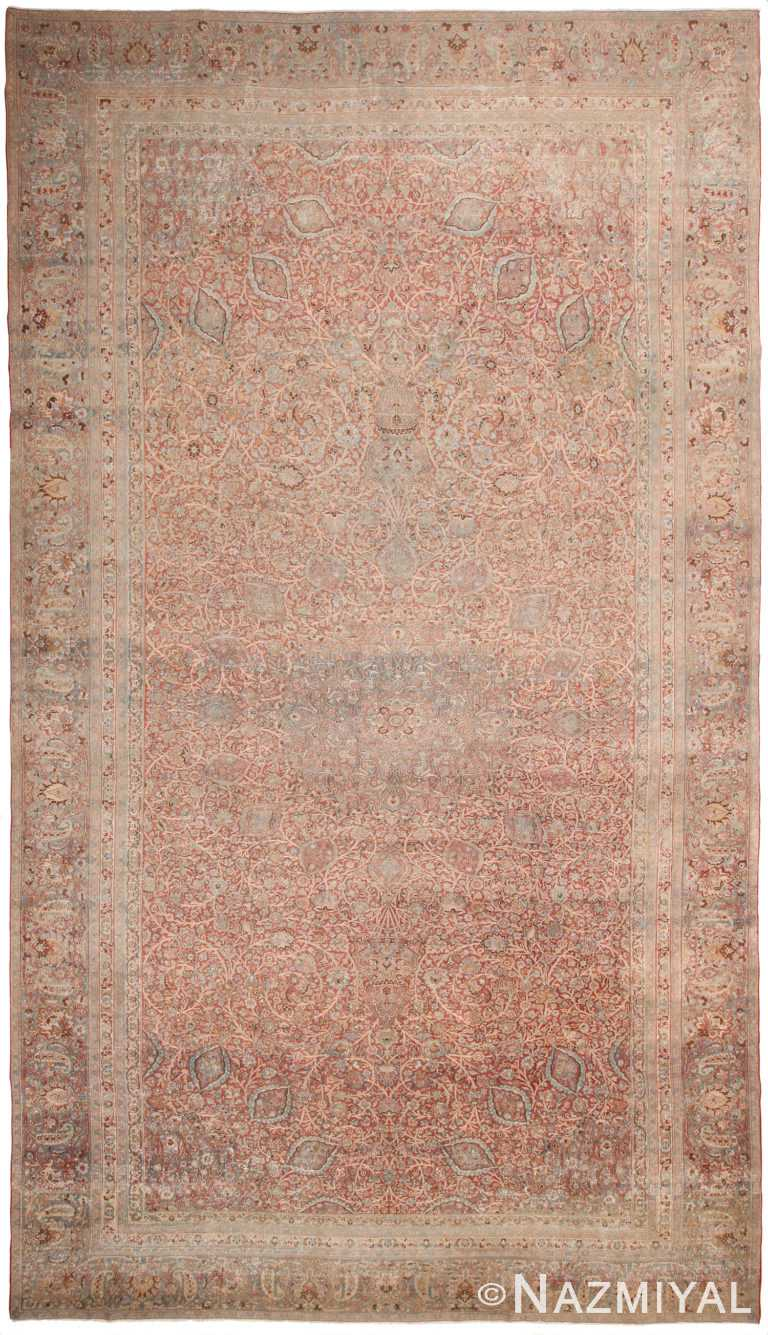 Large Antique Persian Khorassan Rug 46349 Nazmiyal Antique Rugs