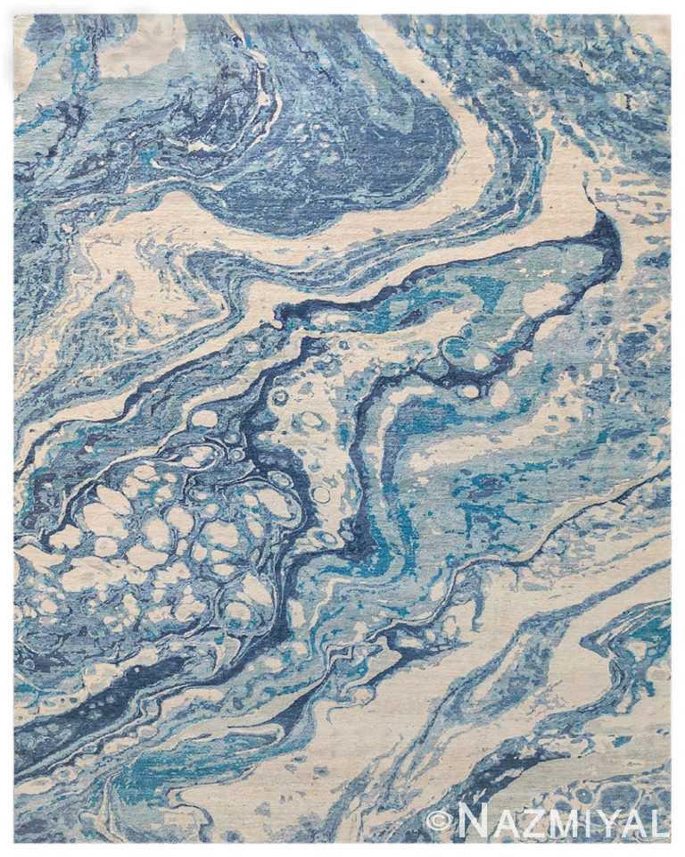 Modern Material Rug 32164481 by Nazmiyal NYC