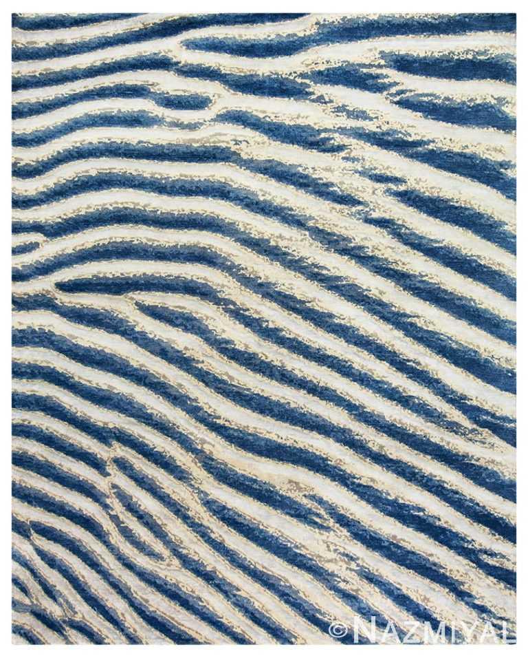 Modern Material Rug 32348721 by Nazmiyal NYC