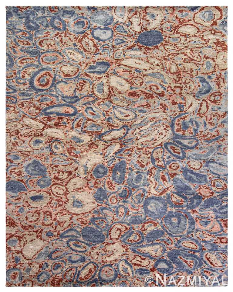 Modern Material Rug 32431256 by Nazmiyal NYC