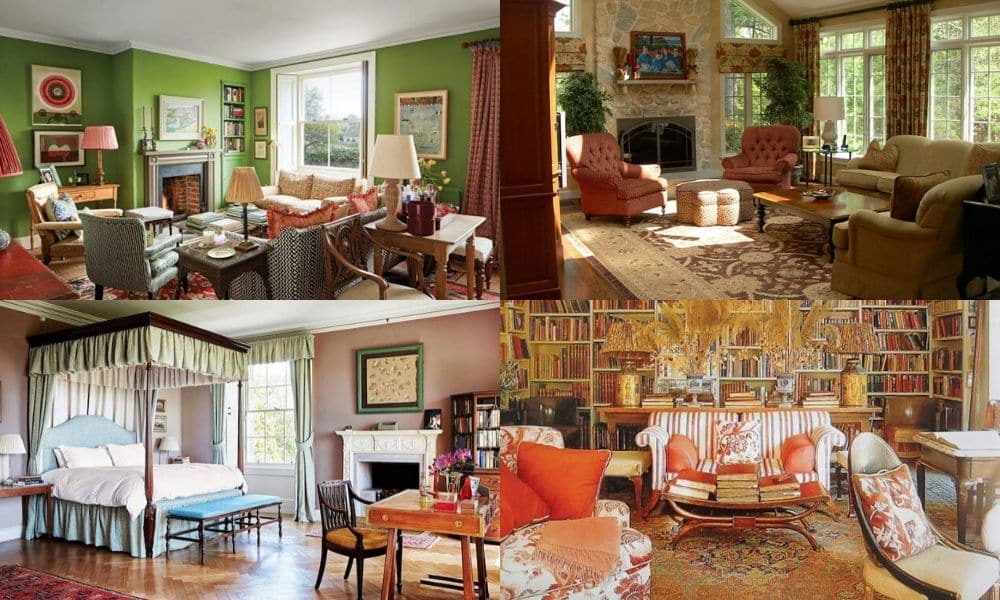 English Country Interior Decorating