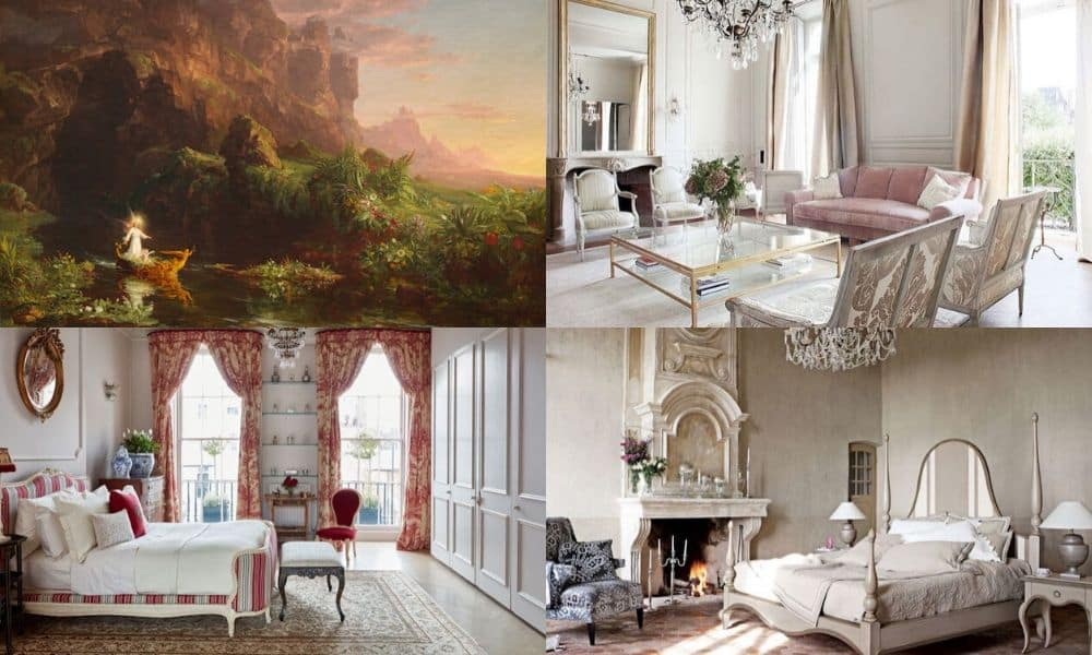 Romanitc Interior Design Blog About Romantic Era Home Decor